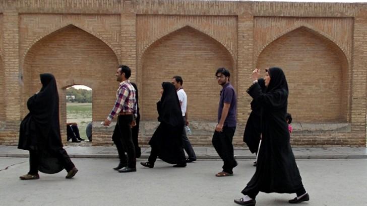 <em>Corresponsal itinerante</em><br>Las mujeres iraníes y el velo