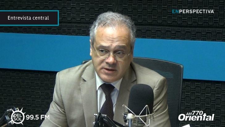 Embajador Sylvain Itté: Un uruguayo que habla español, inglés y francés puede viajar y entender y ser comprendido por todos