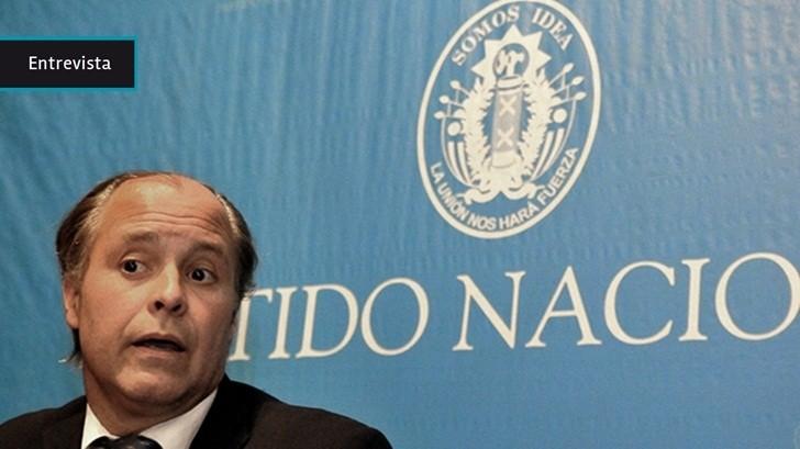 """Pablo Iturralde (PN): """"Partidos de oposición deben estar representados en el Diálogo Social para darle legitimidad"""""""