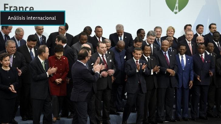 COP21: Luego de los atentados, París celebra la mayor reunión diplomática de su historia