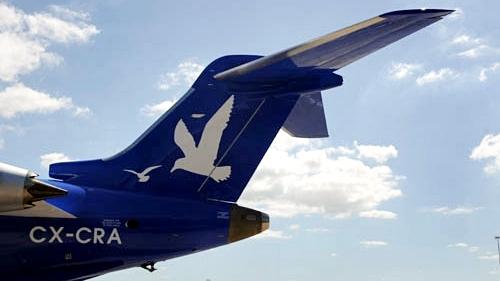 <em>Fallo por Caso Pluna</em><br>Niegan al Estado privilegios de acreedor en cobro de US$ 70: obtenidos por los aviones