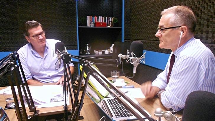 Entrevista central, lunes 14 de diciembre: Pedro Bordaberry