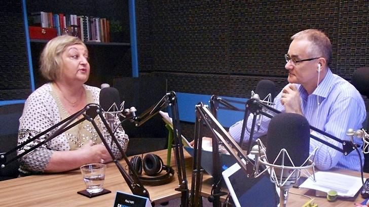 Entrevista central, martes 15 de diciembre: Liliam Kechichián