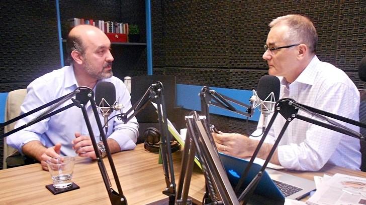 Entrevista central, lunes 21 de diciembre: Marcos Otheguy