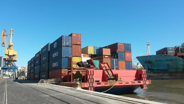 La actualidad del puerto de Montevideo
