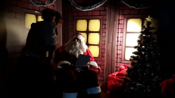 Una visita a la casa de Papá Noel en el polo Norte