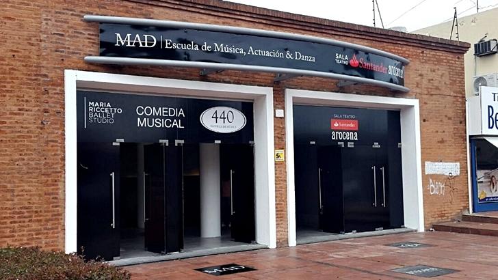 Nueva escuela de música, actuación y danza en Carrasco