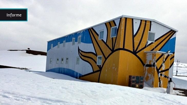Uruguayo no vidente recorre por primera vez la Antártida registrando su paisaje sonoro