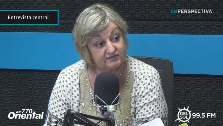 Ministra Liliam Kechichián: La licitación del Argentino Hotel, que lo convertirá en cinco estrellas, impulsará mejoras en los servicios de Piriápolis