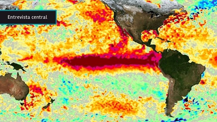 La gravedad del fenómeno climático de El Niño que ahora afecta la región era previsible desde la primavera