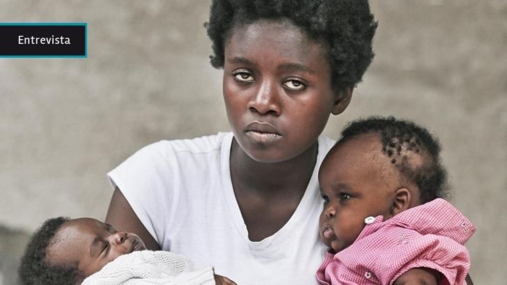"""<em>""""Je Suis, I  Am, Yo Soy""""</em>: Exposición del fotógrafo Armando Sartorotti muestra los rostros de mujeres víctimas de violación en la guerra en el Congo"""