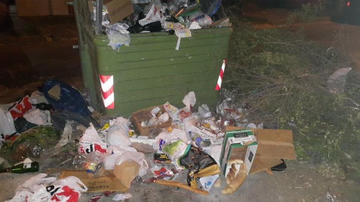 Continúa el problema de la basura: «Cambia el almanaque pero no las postales»