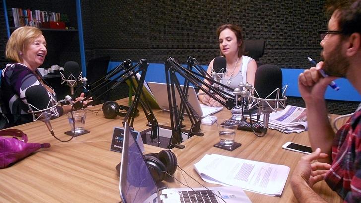 Entrevista central, miércoles 13 de enero: María Julia Muñoz