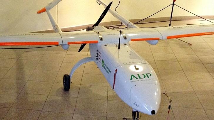Expodrones Uruguay, primera feria nacional de <em>drones</em>