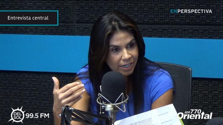 Senadora Verónica Alonso impulsa el diálogo entre Vázquez y Lacalle Pou porque la oposición no debe sólo «controlar» sino también «proponer» y «buscar acuerdos»