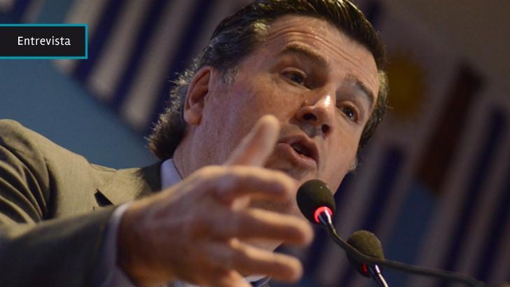 Seguridad ciudadana: Bordaberry desafía a Vázquez a llamar a elecciones legislativas si no remueve a Bonomi tras censura parlamentaria