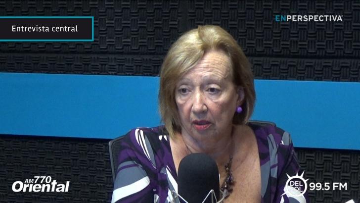 María Julia Muñoz (MEC): Elección de Robert Silva en el Codicen fue una señal para los gremios docentes