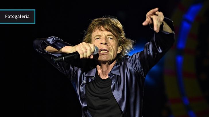 <em>Fotogalería</em><br>Es solo rock n' roll pero me gusta: Postales de la noche Stone en el Estadio Centenario