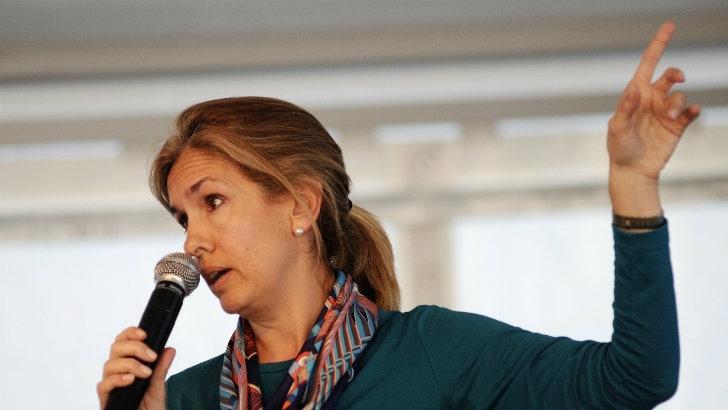 La designación de Marta Jara como presidenta de Ancap