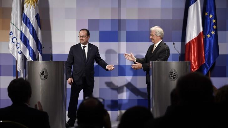Intercambio comercial Uruguay-Unión Europea: Composición y evolución reciente