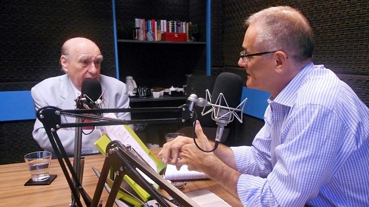 Entrevista central, martes 2 de febrero: Julio María Sanguinetti
