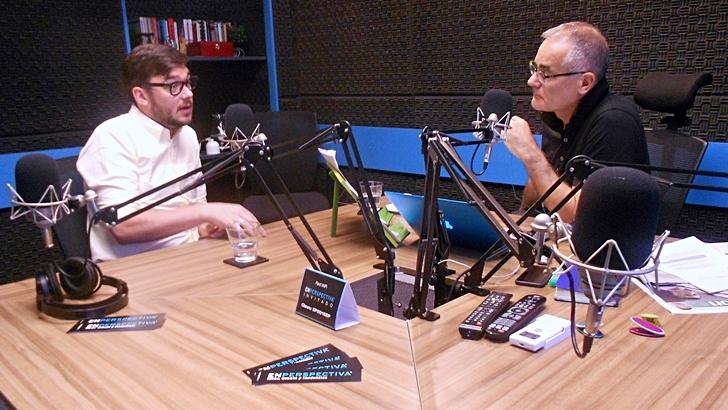 Entrevista central, miércoles 3 de febrero: Daniel Carranza