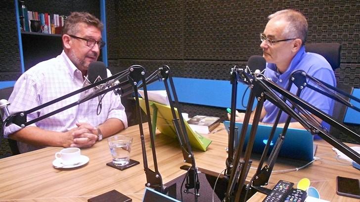 Entrevista central, miércoles 10 de febrero: Fernando Butazzoni