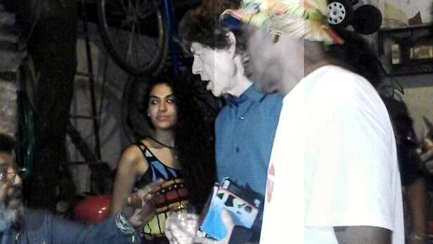 <em>Jagger en Barrio Sur</em><br>Lobo Núñez: «No pensaba ir, tenía la idea de escucharlos de afuera»