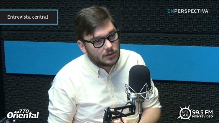 """""""Corralito mutual"""": Iniciativas como atuservicio.uy buscan que ciudadanos accedan a la información pero también que la reclamen, dice Daniel Carranza, integrante de DATA"""