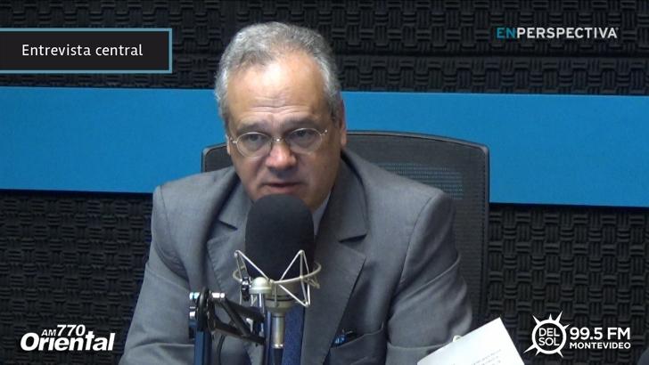 """Embajador Itté sobre visita del presidente Hollande a nuestro país: """"Uruguay es uno de los socios más importantes de Francia en América Latina"""""""