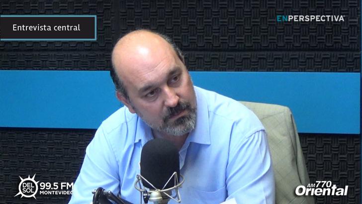 """Senador Marcos Otheguy (Lista 711): """"Está pendiente una autocrítica"""" por Ancap dentro del Frente Amplio"""