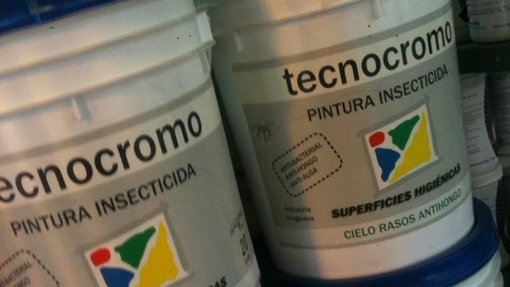 <em>Combate al dengue</em><br>Empresa uruguaya creó pintura con efecto repelente