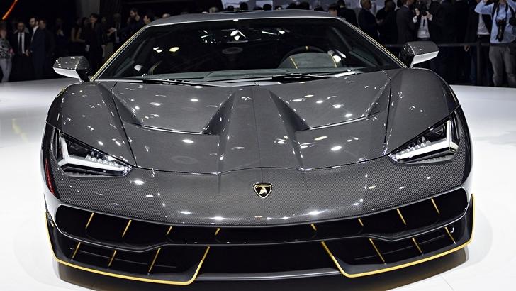 <em>Fotogalería</em><br>Salón del Automóvil de Ginebra 2016
