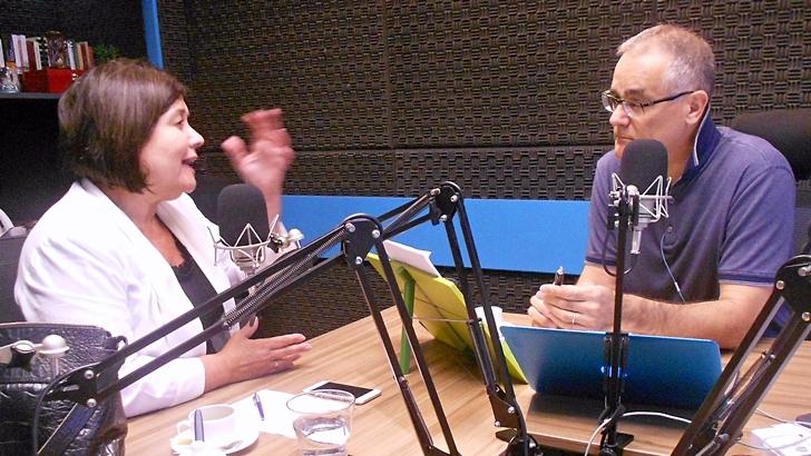 Entrevista central, viernes 4 de marzo: Laura Motta