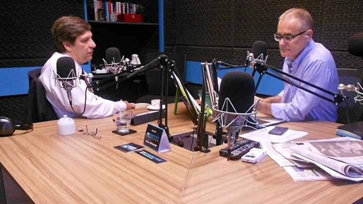 Entrevista central, miércoles 16 de marzo: Javier Miranda