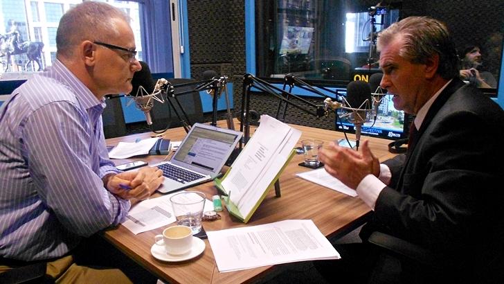 Entrevista central, jueves 17 de marzo: Ricardo Scaglia