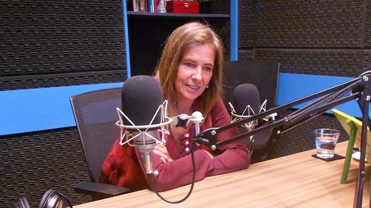 Entrevista central, jueves 24 de marzo: Adriana Zumarán