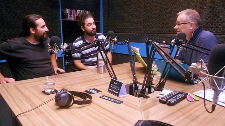 Entrevista central, martes 29 de marzo: Ernesto Barrios y Ari Wiedeman