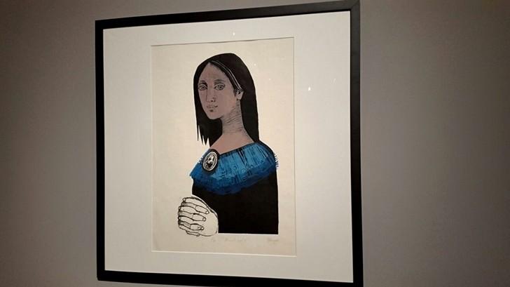 <em>Artes plásticas</em><br>MNAV celebra con dos muestras el mes de la mujer