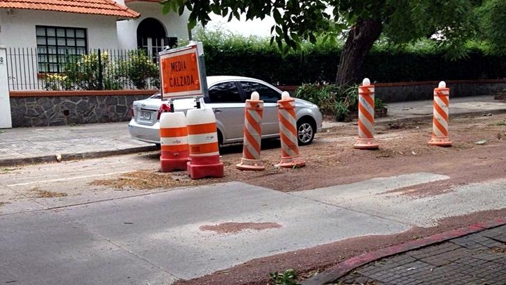 ¿Por qué quedan inconclusas algunas reparaciones de pavimento?