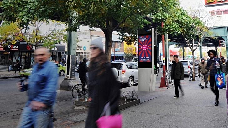 En Nueva York, puntos de wi-fi gratuitos reemplazan a las viejas cabinas telefónicas