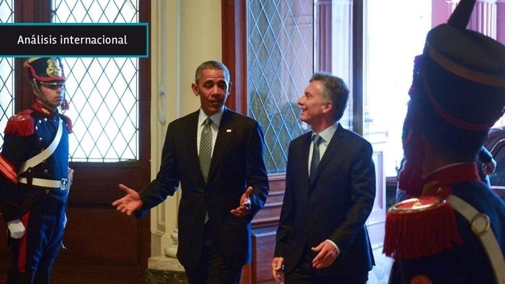 Obama en Argentina: Gobierno de Macri recibe «sorpresivo» respaldo a  su política de ajuste económico