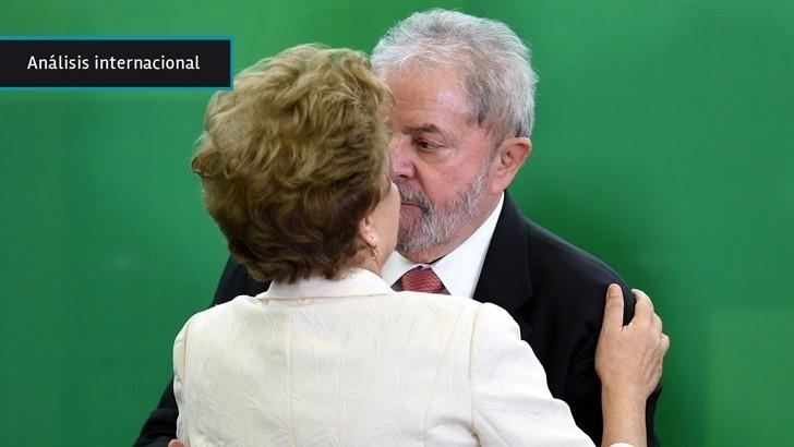 Brasil: ¿Cómo impactaría en el Gobierno de Dilma Rousseff la posible incorporación de Lula al gabinete?