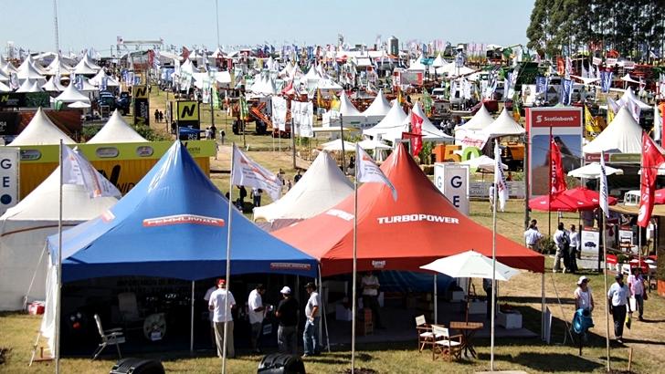 Comenzó la 21ª Expoactiva en Soriano con más de 300 expositores