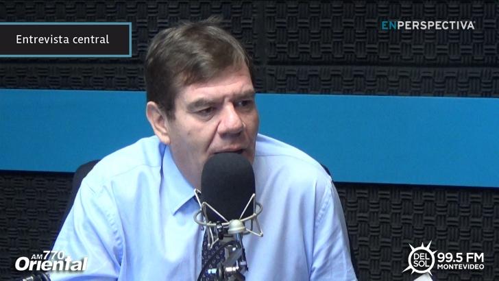 Uruguay-Argentina: La mala relación debía «ser modificada rápidamente» porque «no tenía sentido» y ni siquiera beneficiaba a la Argentina, dice embajador Montenegro