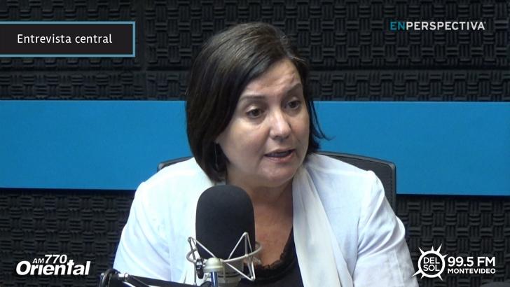 """Laura Motta (Codicen): """"Estamos llegando a hablar de lo que realmente importa en educación» porque hemos acotado los problemas edilicios, presupuestales y de gestión"""