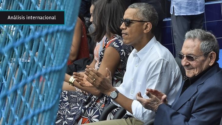 """Obama en Cuba: Estadounidenses le reclaman """"imponer límites"""" y no legitimar al gobierno de Raúl Castro"""