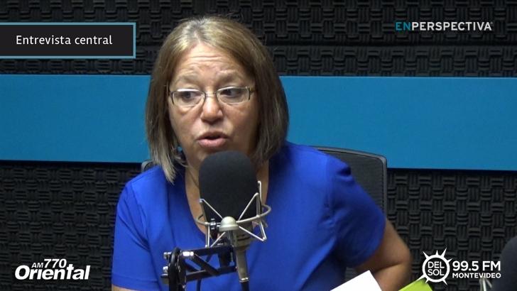 Mónica Xavier, nueva secretaria general del PS, reclamó que las diferencias internas de su partido se procesen en los organismos y no en las redes sociales
