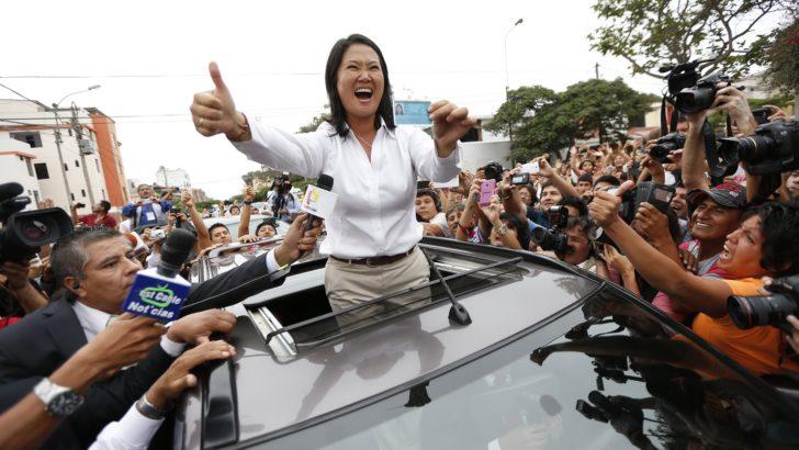 <em>Elecciones en Perú</em><br>Primera vuelta «tranquila» y con «aire de renovación»