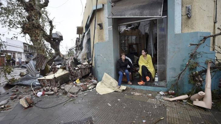 <em>Tornado en Dolores</em><br>Mauricio Rabuffetti: «Uno se pregunta cómo no murió más gente»